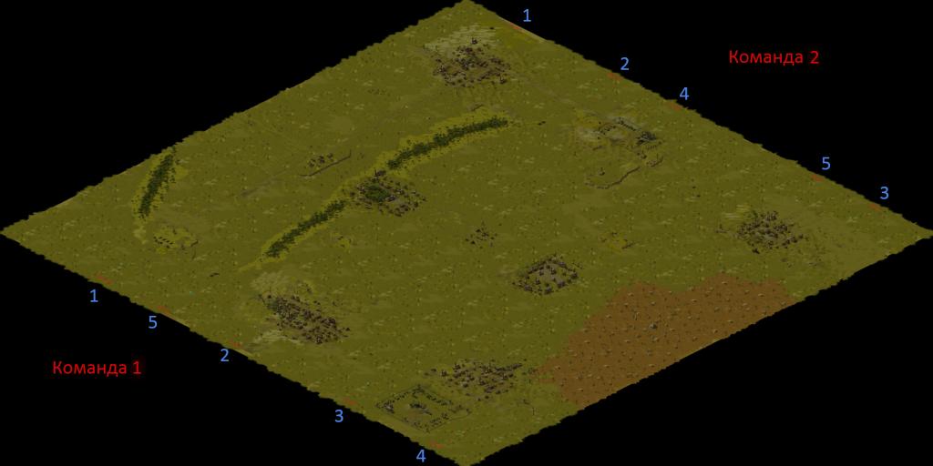 Alamein 5x5